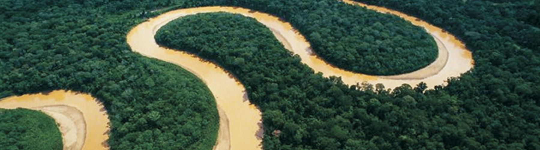 vista amazonia brasileña