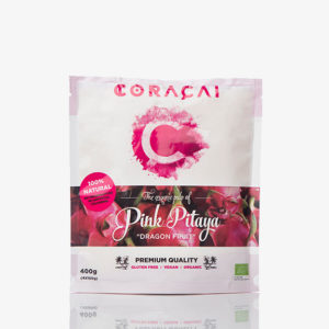 Pulpa de Pitaya Rosa - Dragon Fruit