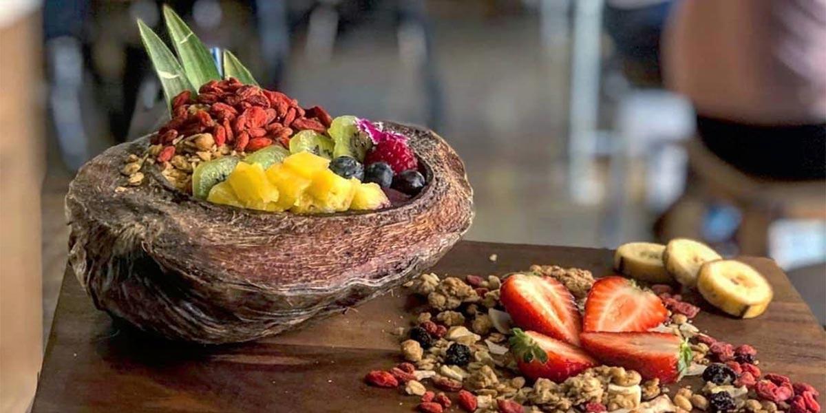açai coraçai madrid - bowl frutas prohibidas