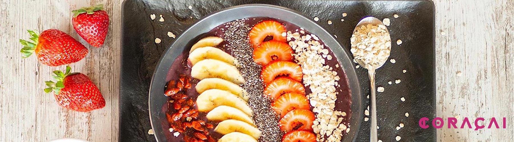 açai bowl receta desayuno