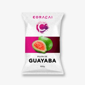 pulpa de fruta tropical guayaba