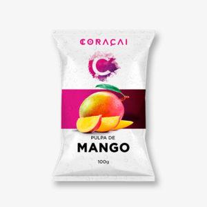 pulpa de fruta tropical mango