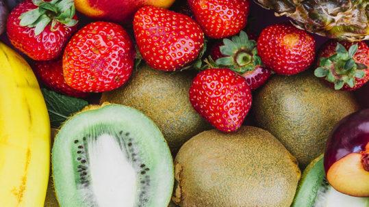 dieta keto y fruta