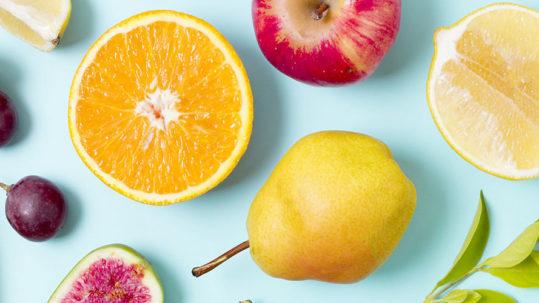 frutas permitidas en la dieta paleo