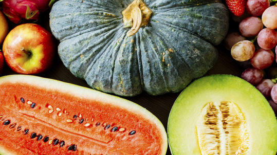 fruta en la dieta proteica
