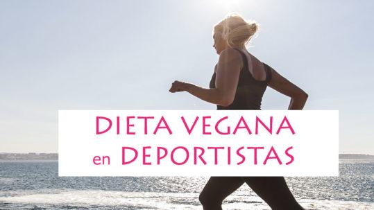 dieta vegana y deporte